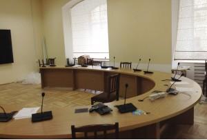 Интерактивное оборудование для Второй Санкт-Петербургской Гимназии